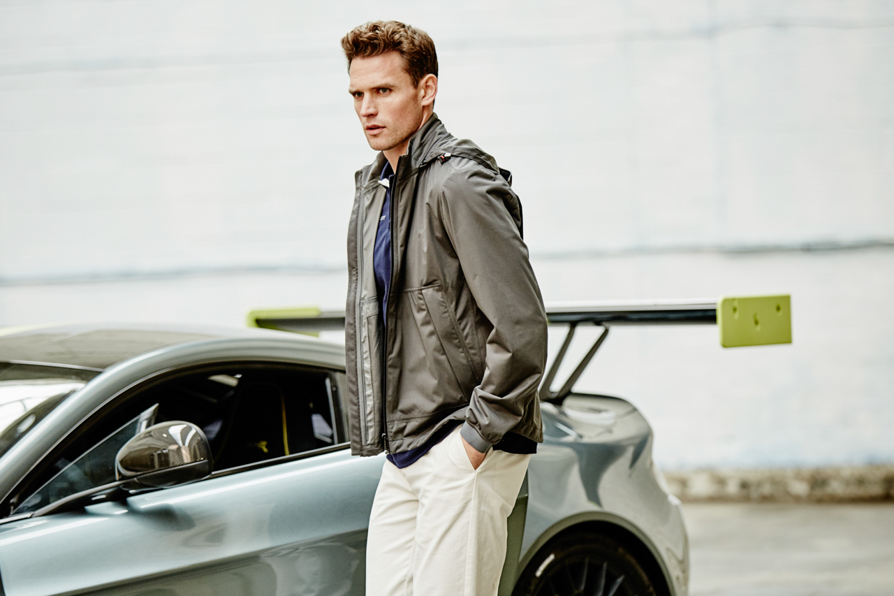 Aston Martin Racing Collection By Hackett London Signé Magazine